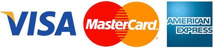 Visa- MasterCard-American-express