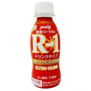美容にR-1ヨーグルト